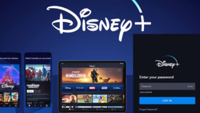 disney plus login
