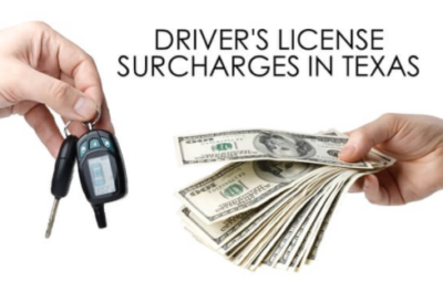 TX surcharge pay