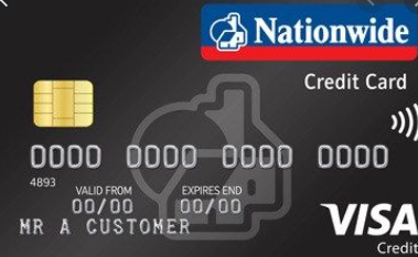 nationwide credit card login