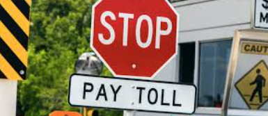 Toll pay