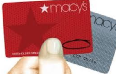 macy's credit card payment