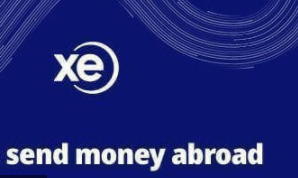 xe money transfer app