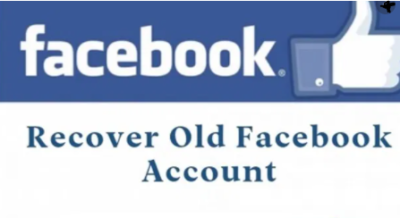 Recover old Facebook account