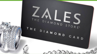 Zales credit card payment