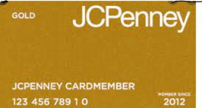 jcp credit card payment