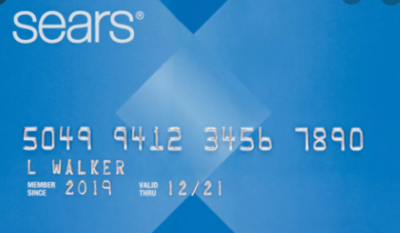 sears credit card online pay