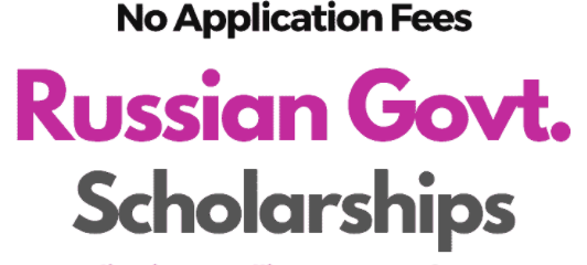 russian government scholarships 2021-2022