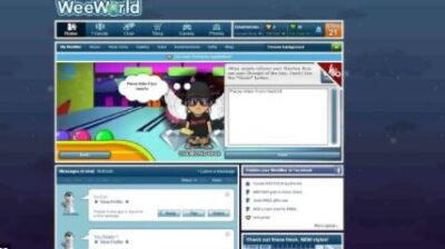 how to delete weeworld account