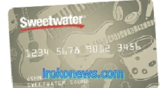 sweetwater credit card payment
